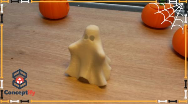 Fantôme mignon Halloween