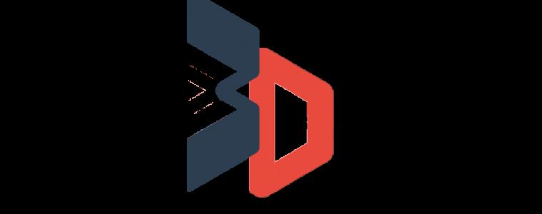 Logo super 3D World