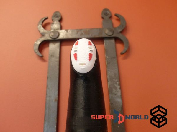 No-face figure from Spirited Away