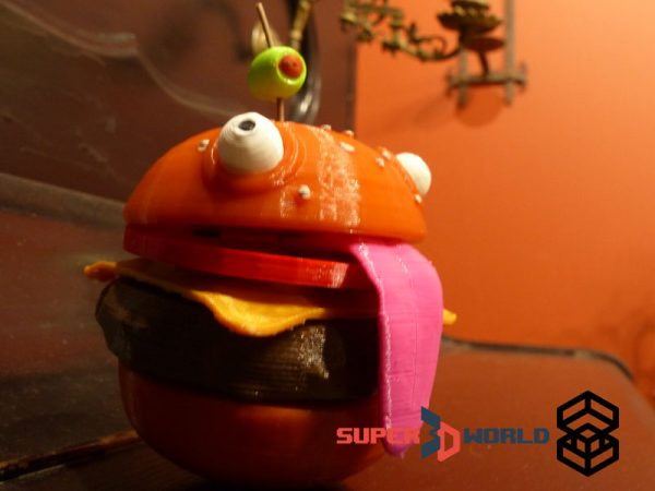 Figurine Durr Burger de Fortnite Battle Royale
