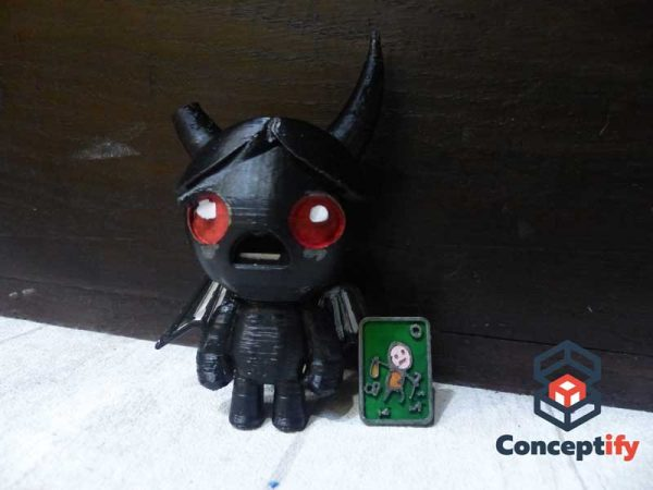 Azazel figure (The binding of Isaac)