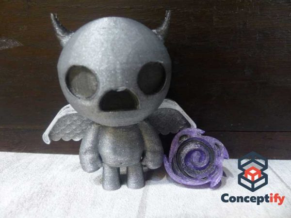 Appollyon figure (The binding of Isaac)