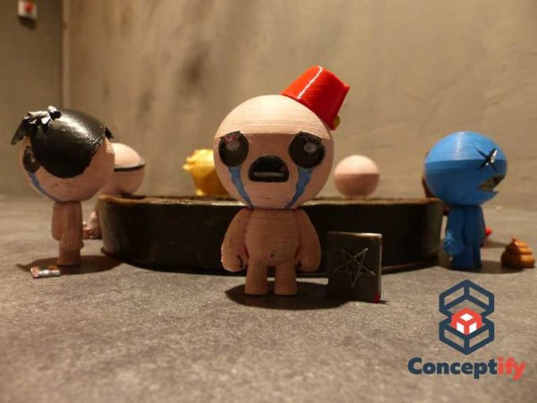 Judas figure (The binding of Isaac)