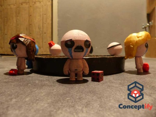 Isaac figure (The binding of Isaac)