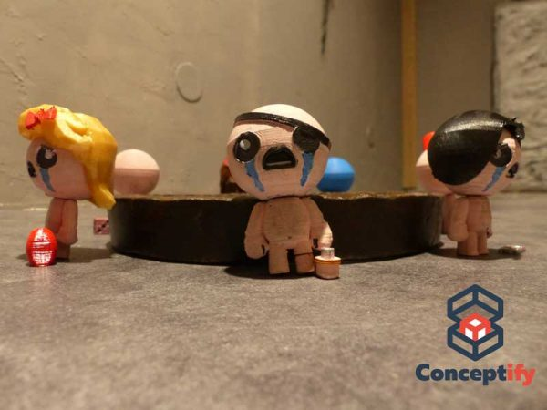 Cain figure (The binding of Isaac)