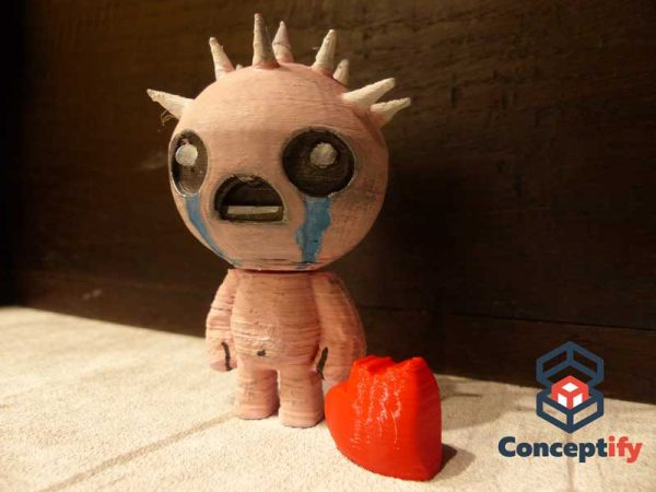 Eden figure (The binding of Isaac)